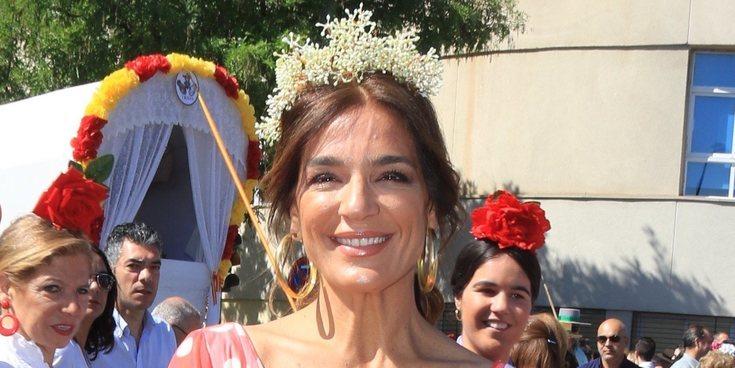 """Raquel Bollo, sobre el estado de salud de Kiko Rivera en El Rocío 2018: """"Creo que va mejorando"""""""