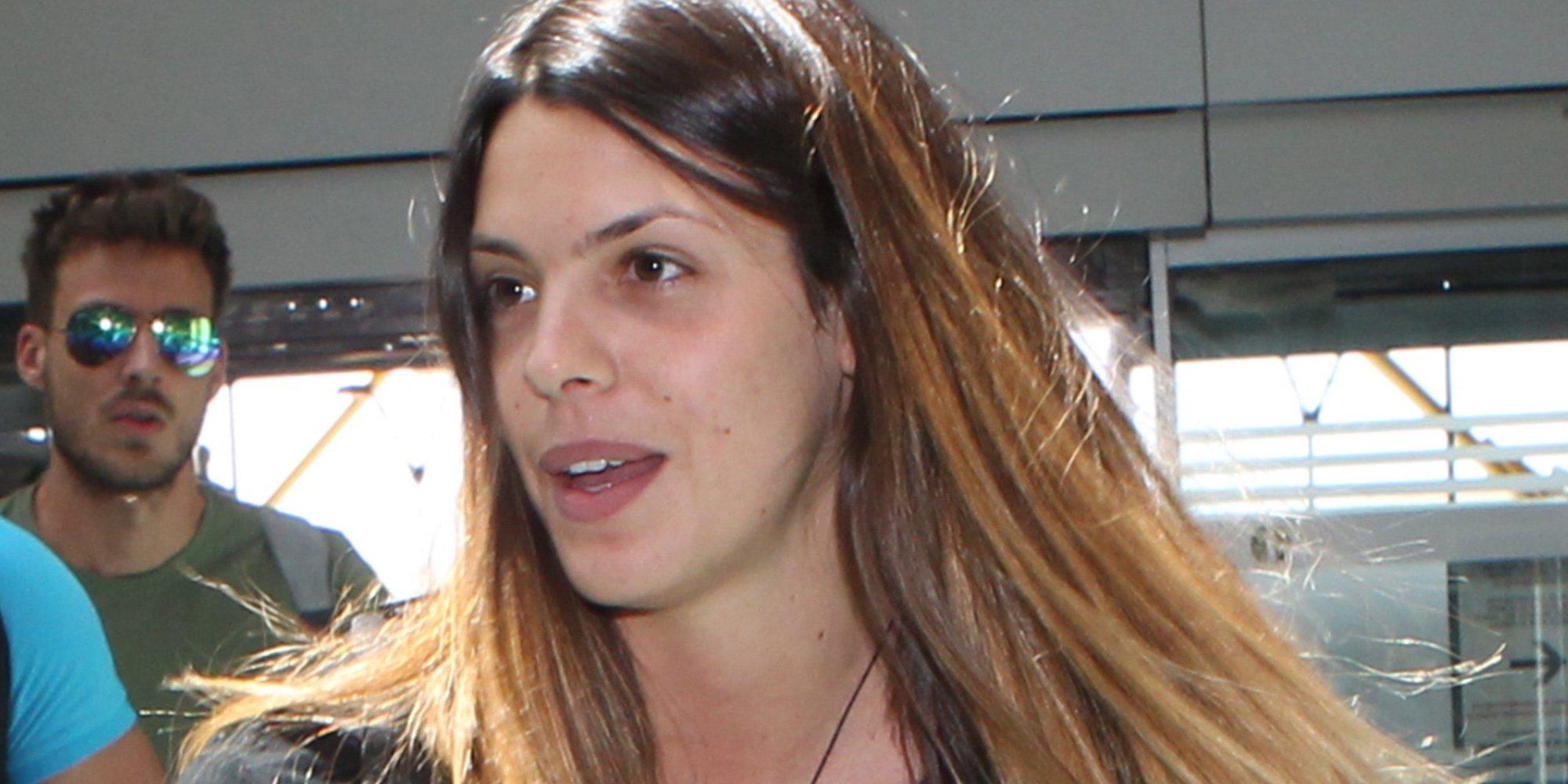 Laura Matamoros, muy criticada por hacer deporte y no respetar la cuarentena después de dar a luz