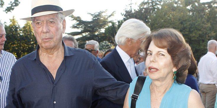 Mario Vargas Llosa se reencuentra con su exmujer Patricia Llosa tres años después de su divorcio