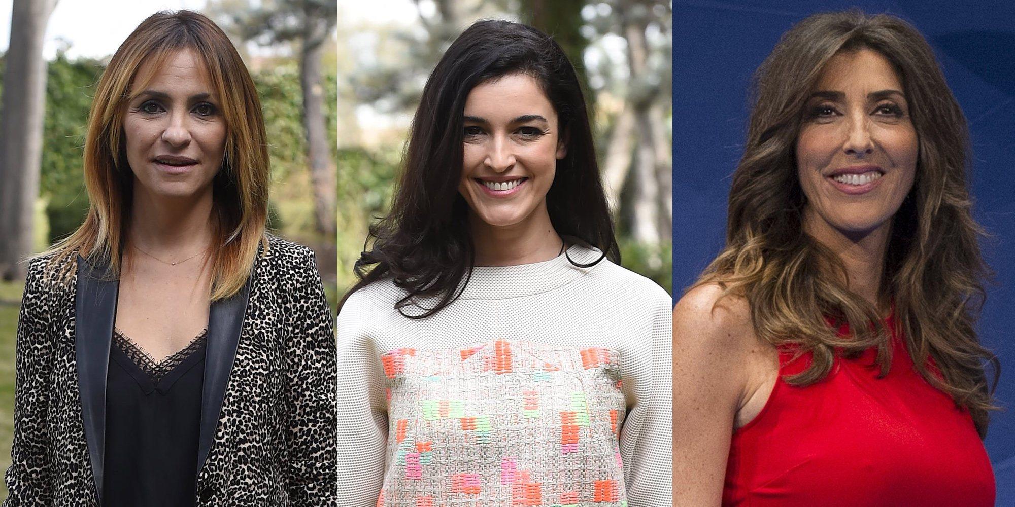 Melani Olivares, Blanca Romero, Paz Padilla y otras famosas pilladas en topless