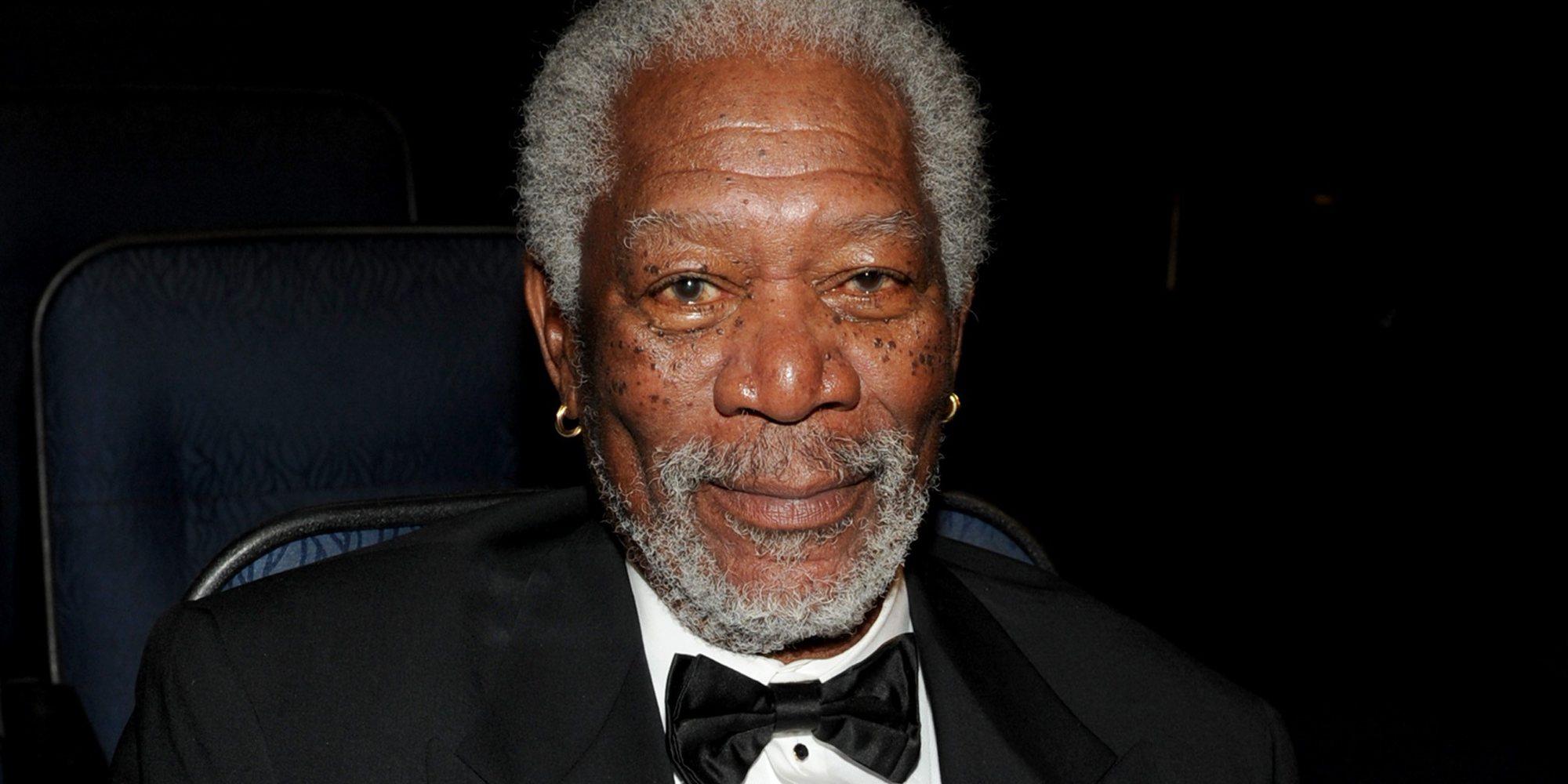 Morgan Freeman, acusado de acoso y comportamiento inapropiado