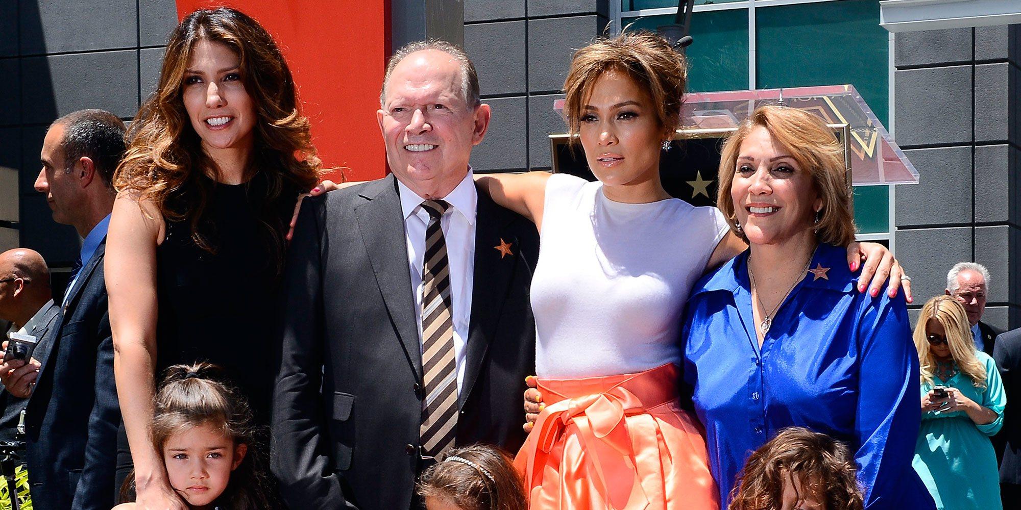Así se lleva Jennifer Lopez con sus hermanas, Lynda y Leslie Lopez