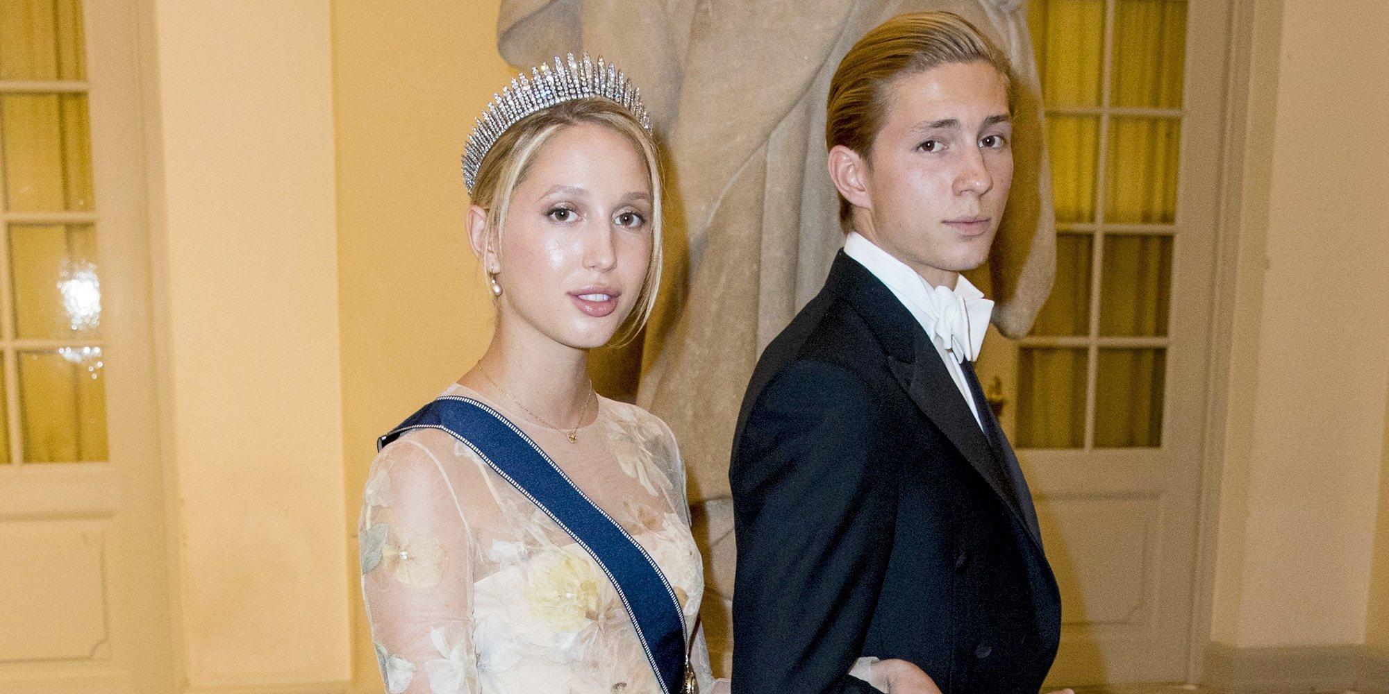 Nicolás de Dinamarca, Tino y Olympia de Grecia se estrenan como royals en el 50 cumpleaños de Federico de Dinamarca