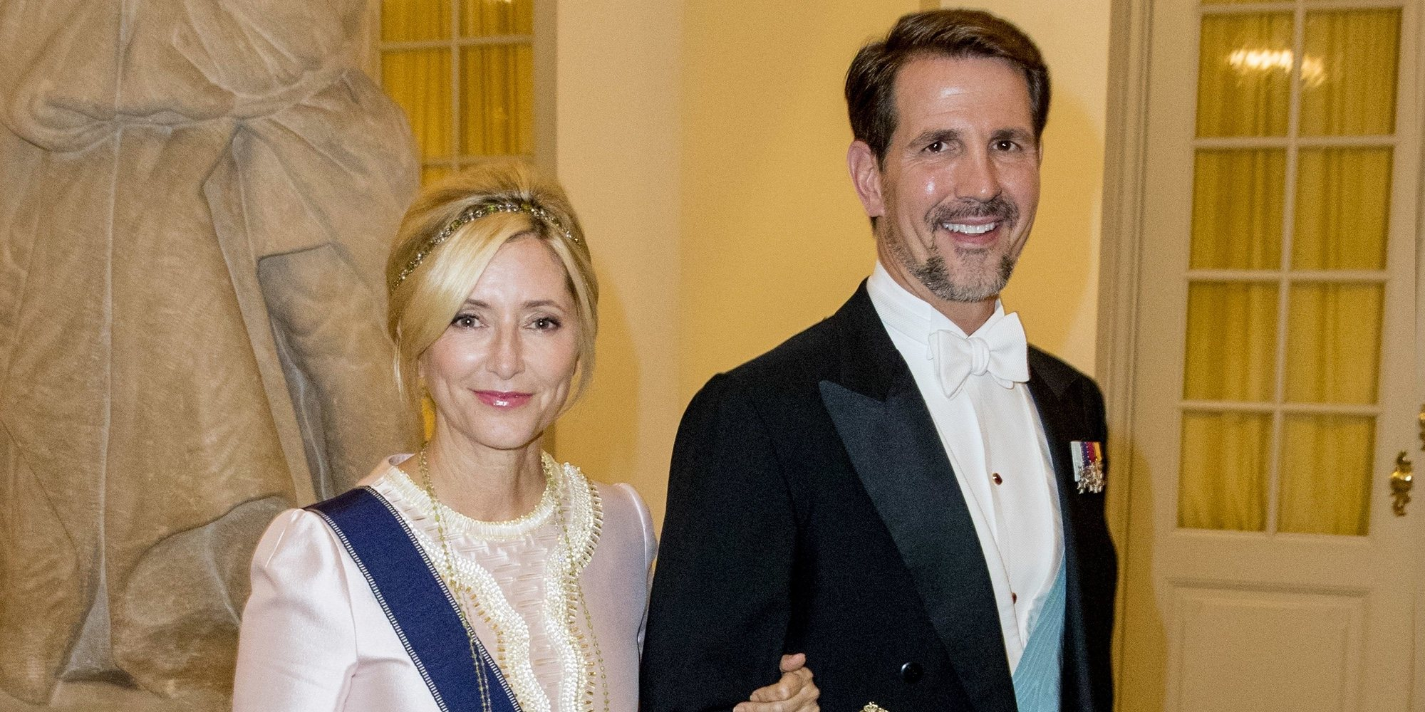El 'dardo' que Pablo y Marie Chantal de Grecia han lanzado contra la Reina Letizia desde Dinamarca
