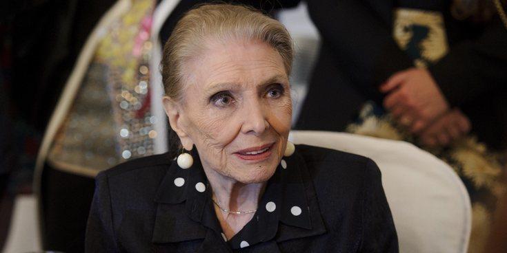 Muere María Dolores Pradera a los 93 años en Madrid