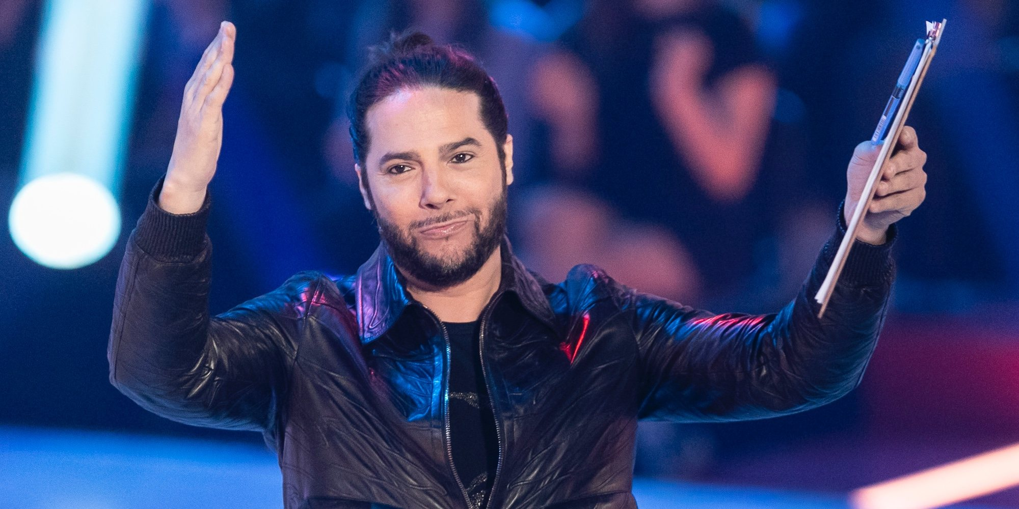 Joaquín Cortés anuncia que será padre en 'Bailando con las estrellas'