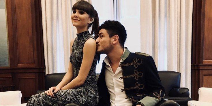 Las palabras de Aitana que podrían confirmar su relación con Cepeda en el concierto de Las Palmas