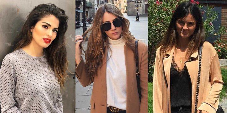 Sara Sálamo, Júlia Vigas y Macarena Rodríguez, las WAGs de La Roja que debutan en el Mundial de Rusia 2018