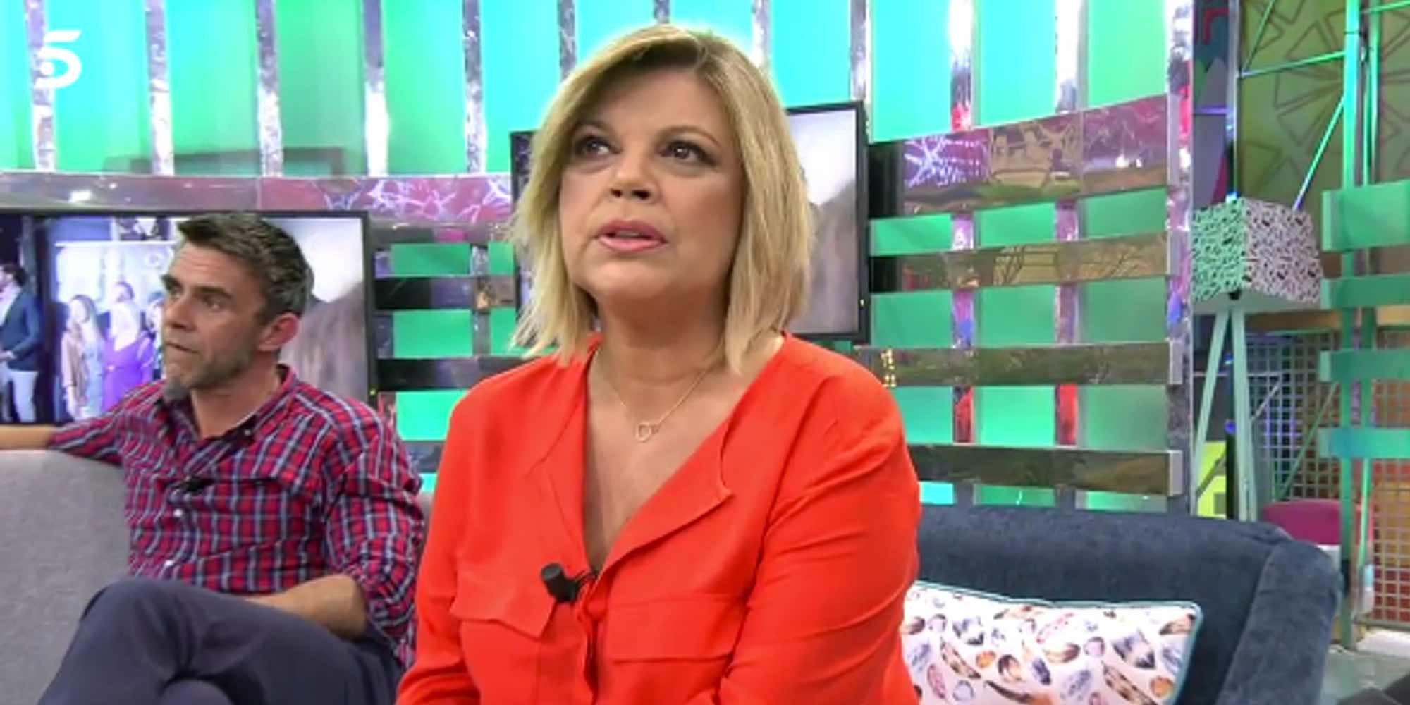 Terelu Campos abandona el plató de 'Sálvame' entre lágrimas tras estallar Mila Ximénez contra ella