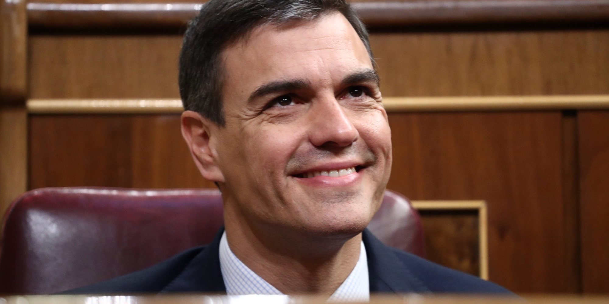 Pedro Sánchez, primer Presidente de España tras prosperar una moción de censura y sin escaño