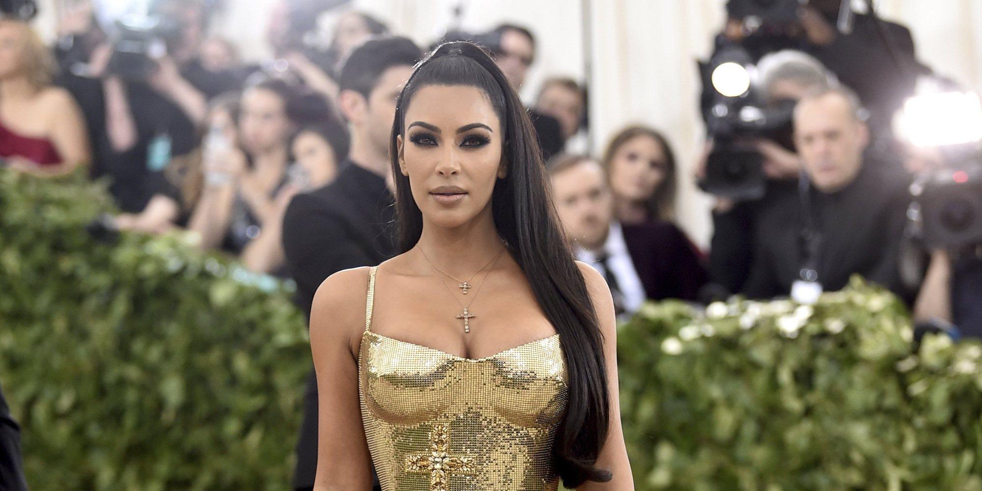 """El polémico premio de la CFDA 2018 a Kim Kardashian: """"Lleva ropa muy informal que no es memorable"""""""