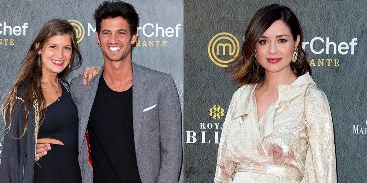 Dafne Fernández y el amor de Jorge y Miri, protagonistas de la inauguración del restaurante de 'MasterChef'