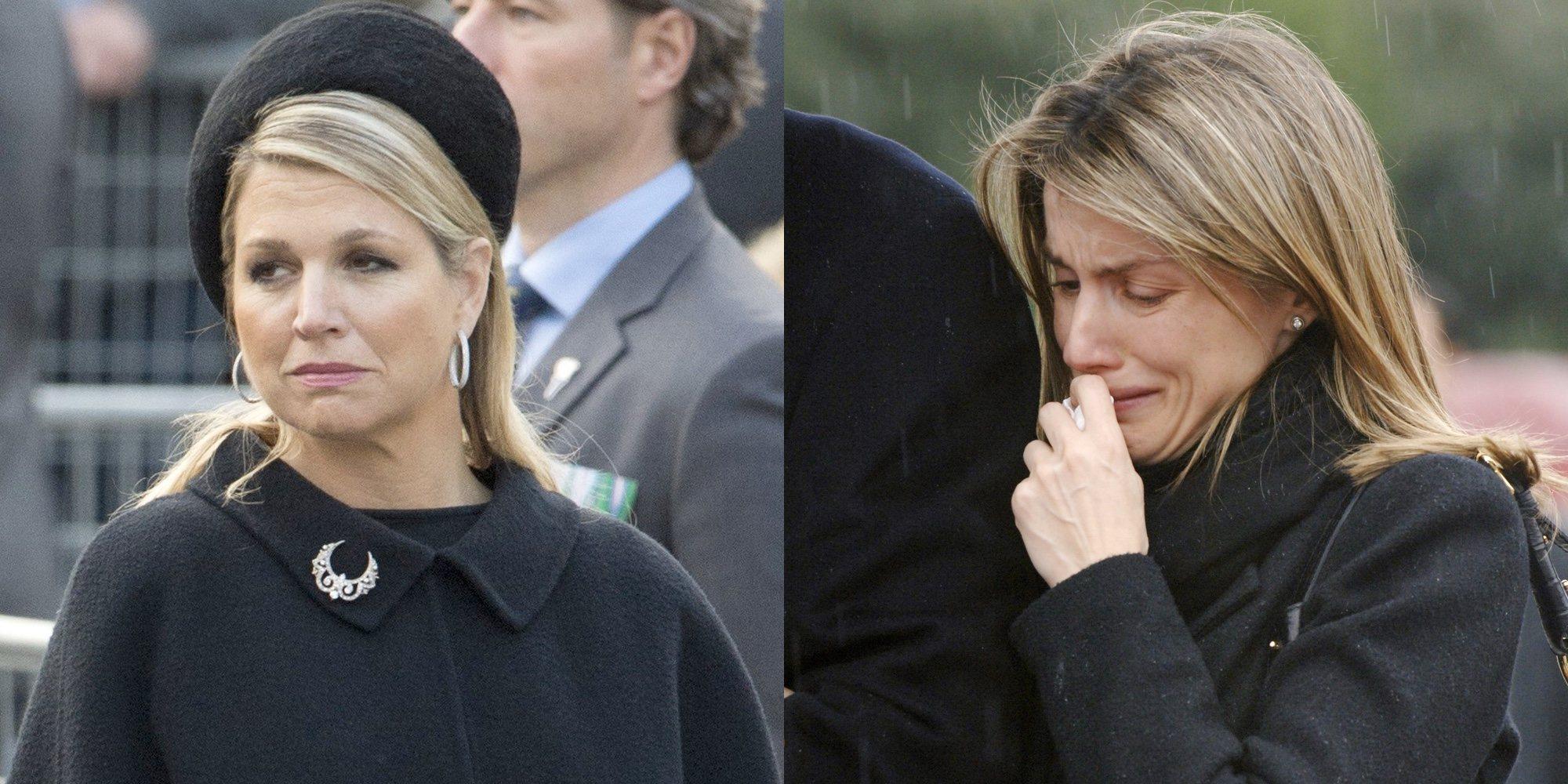 Máxima de Holanda y Letizia, dos Reinas unidas por una terrible tragedia