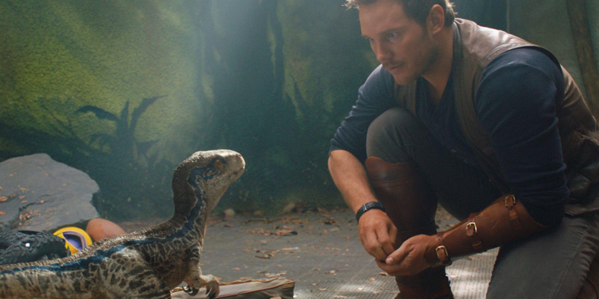 'Jurassic World: El reíno caído' y 'Normandía al desnudo' encabezan los estrenos de la semana