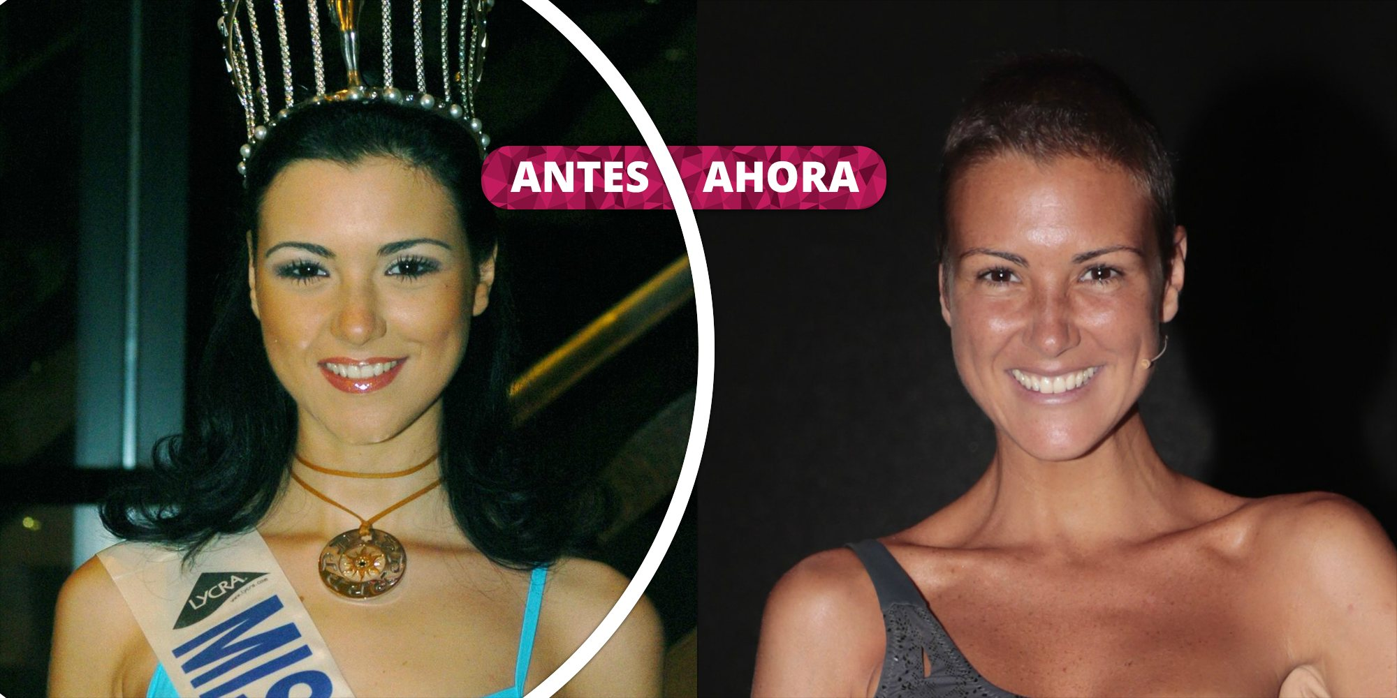 Así ha cambiado María Jesús Ruiz: De Miss España 2004 a concursante de 'Supervivientes 2018'