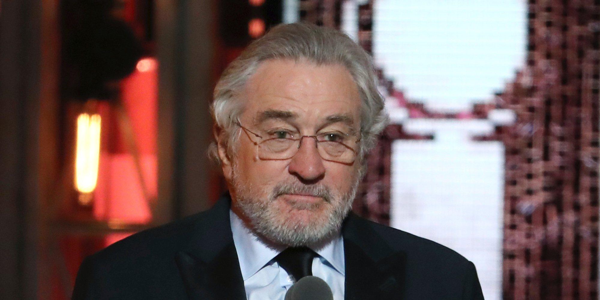 """Intentan censurar a Robert de Niro al cargar contra Donald Trump en los Premios Tony 2018: """"Que te jodan"""""""