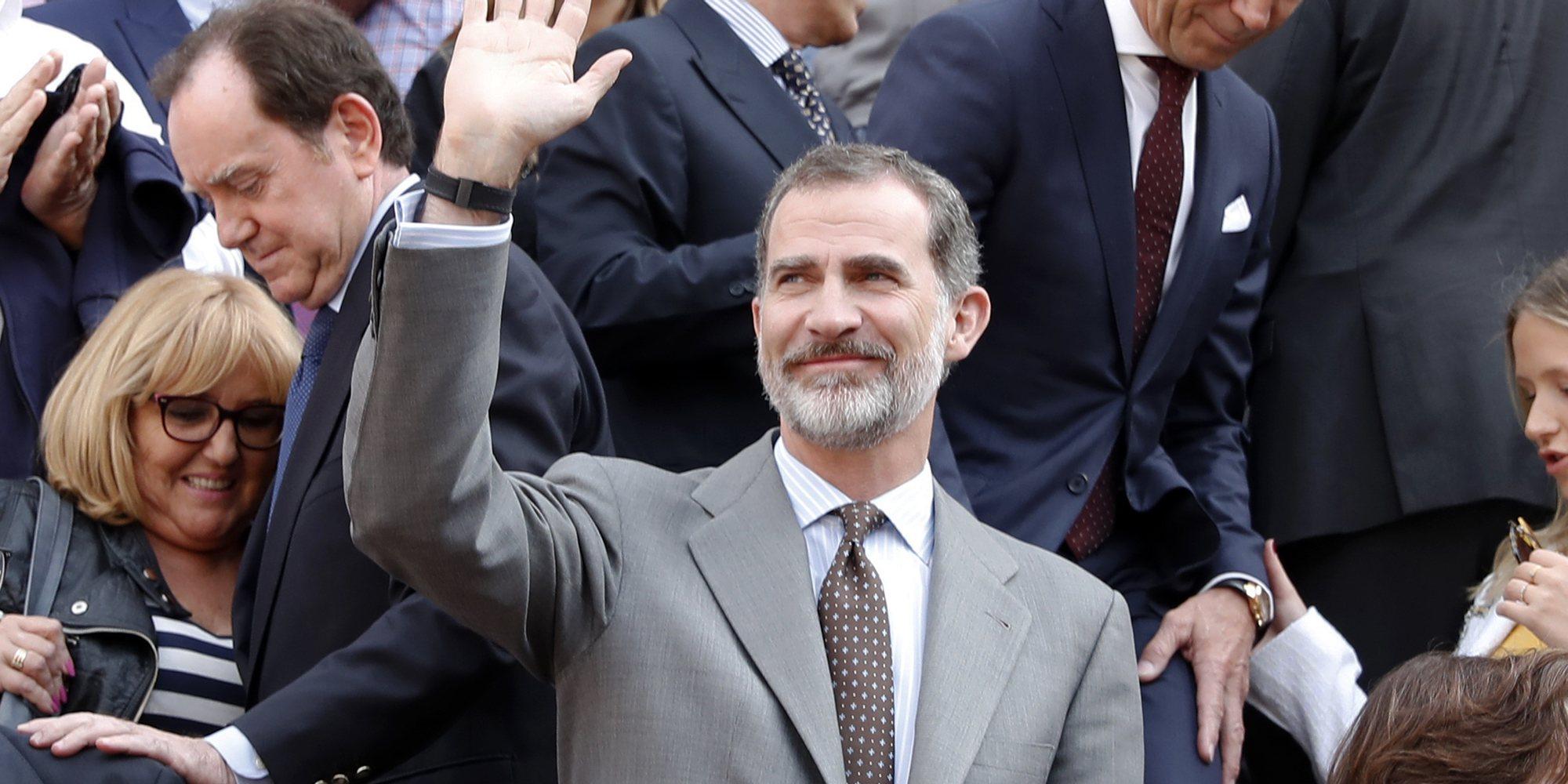 El Rey Felipe o Ágatha Ruiz de la Prada no se pierden la Corrida de la Prensa 2018 en Madrid