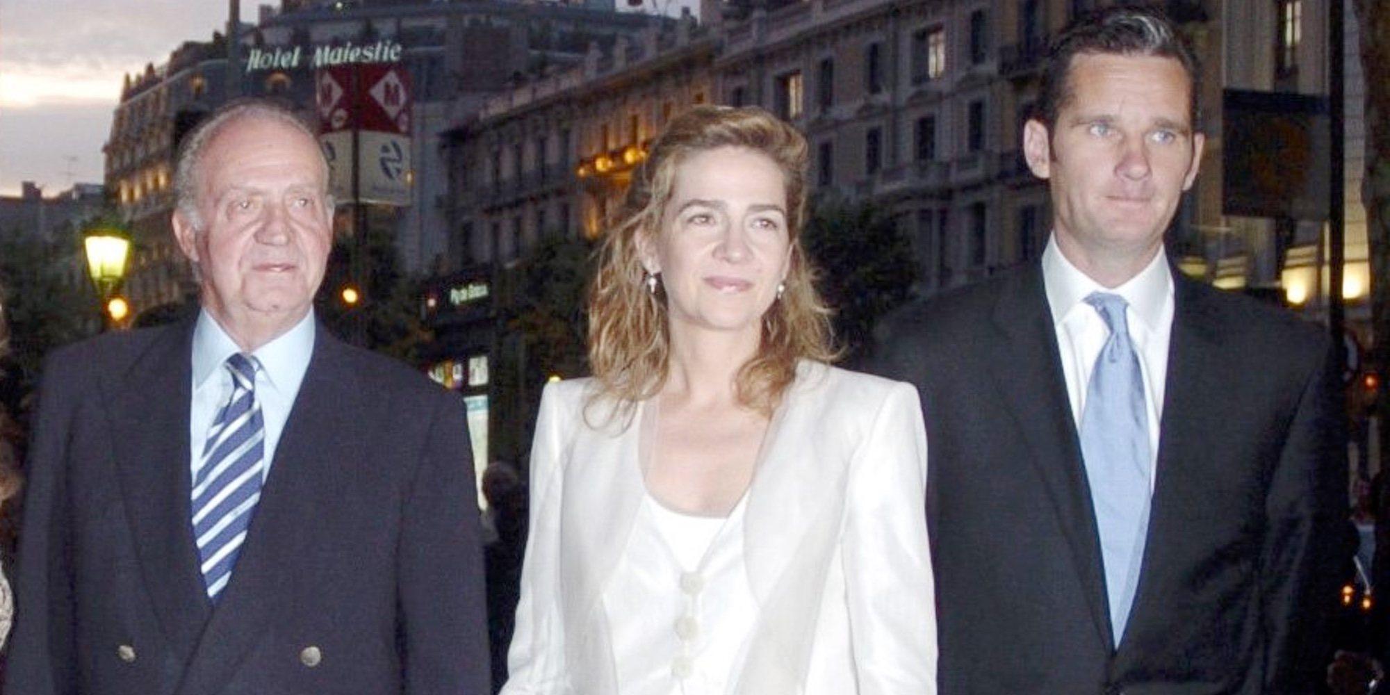 Todo lo que la Infanta Cristina e Iñaki Urdangarin deben al Rey Juan Carlos y todo lo que pueden reprocharle