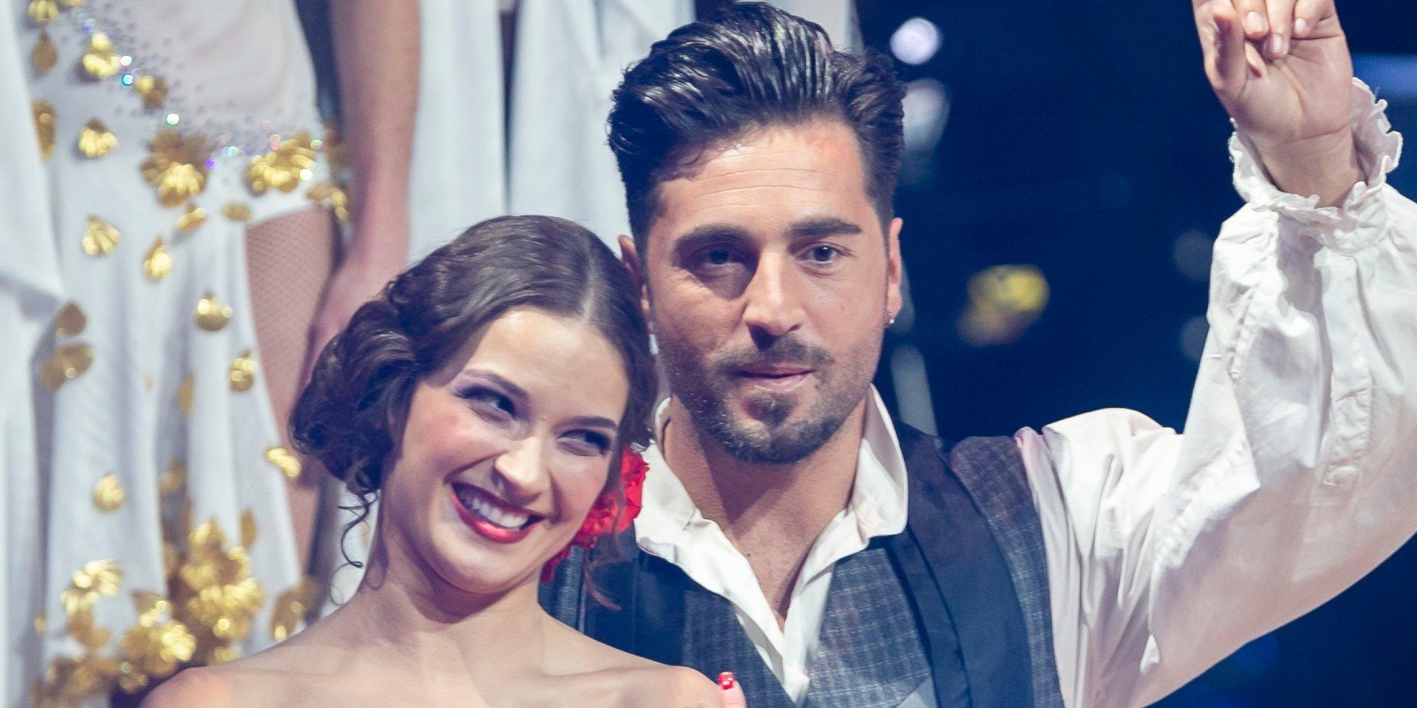 David Bustamante 'pide' que den la nacionalidad española a Yana Olina tras bailar un pasodoble