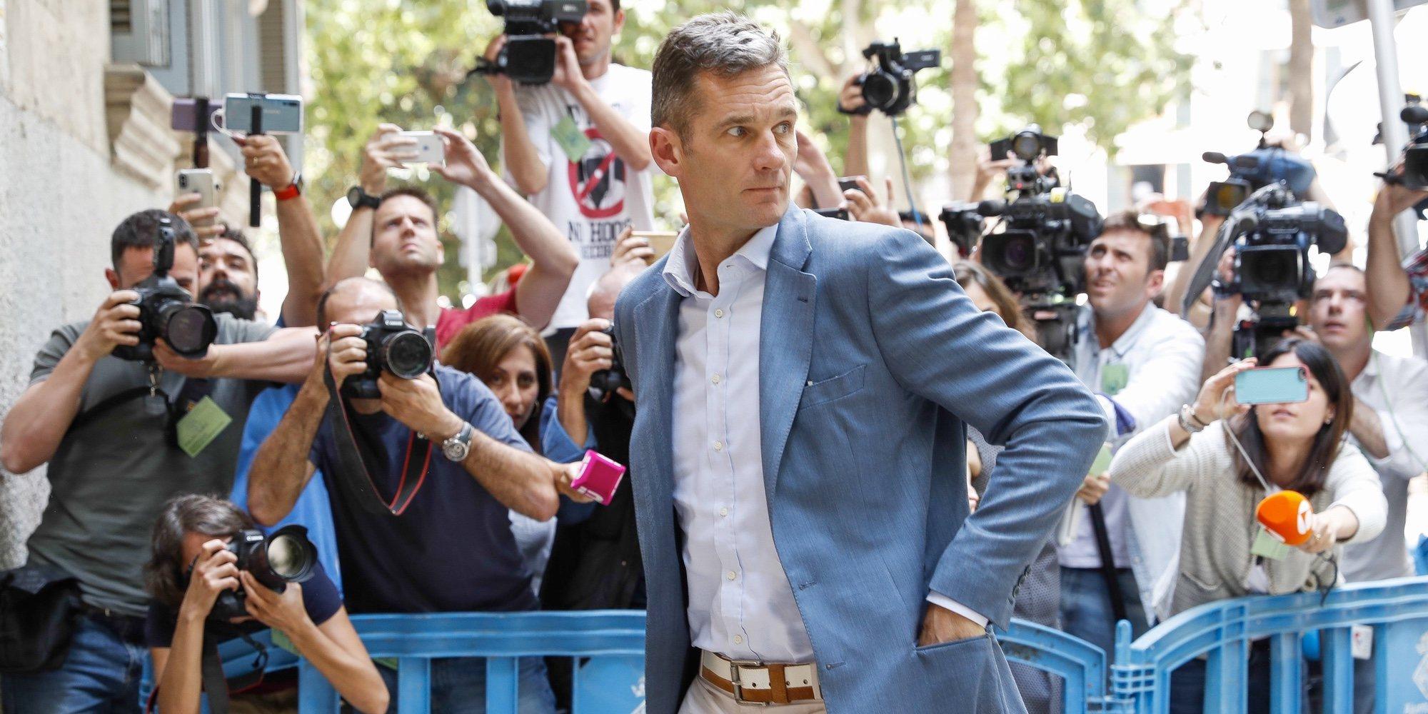 Iñaki Urdangarin tiene un plazo de cinco días para entrar en la cárcel
