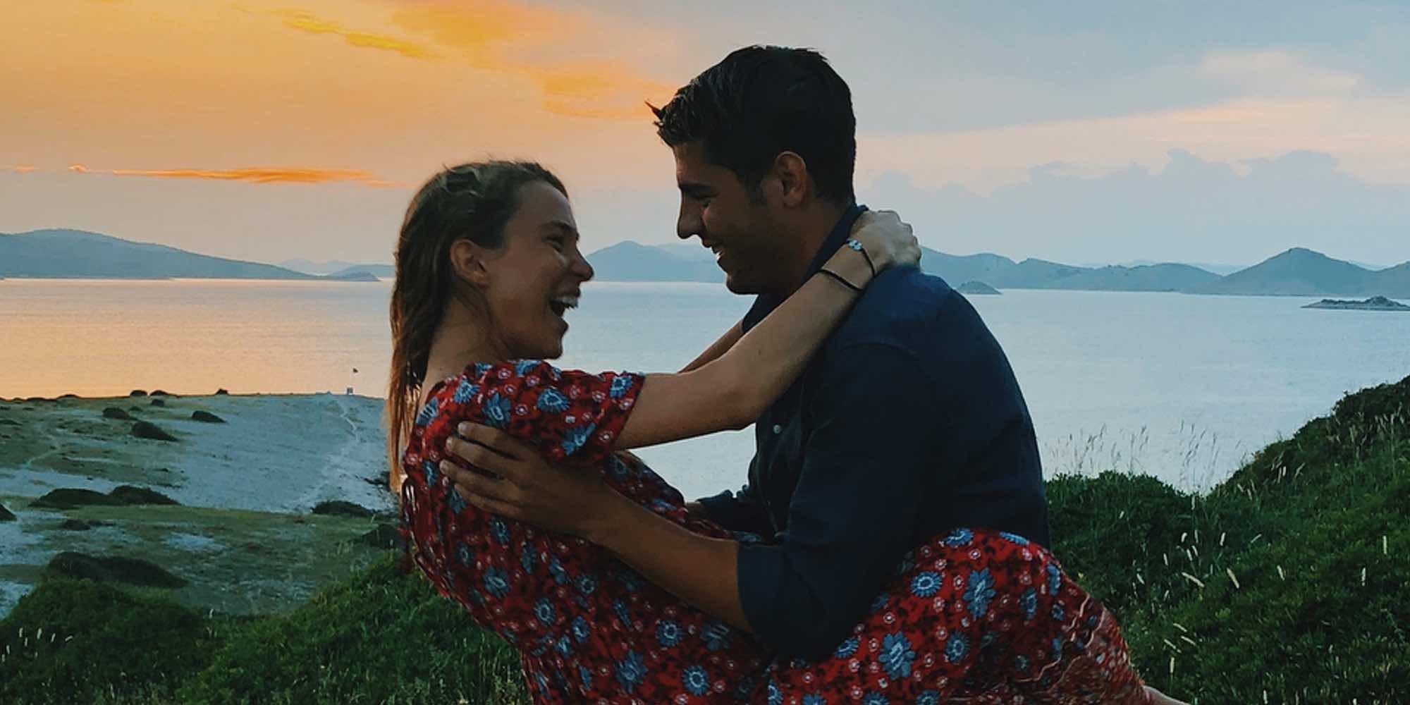Alice Campello y Álvaro Morata reviven su luna de miel mientras esperan el nacimiento de sus gemelos