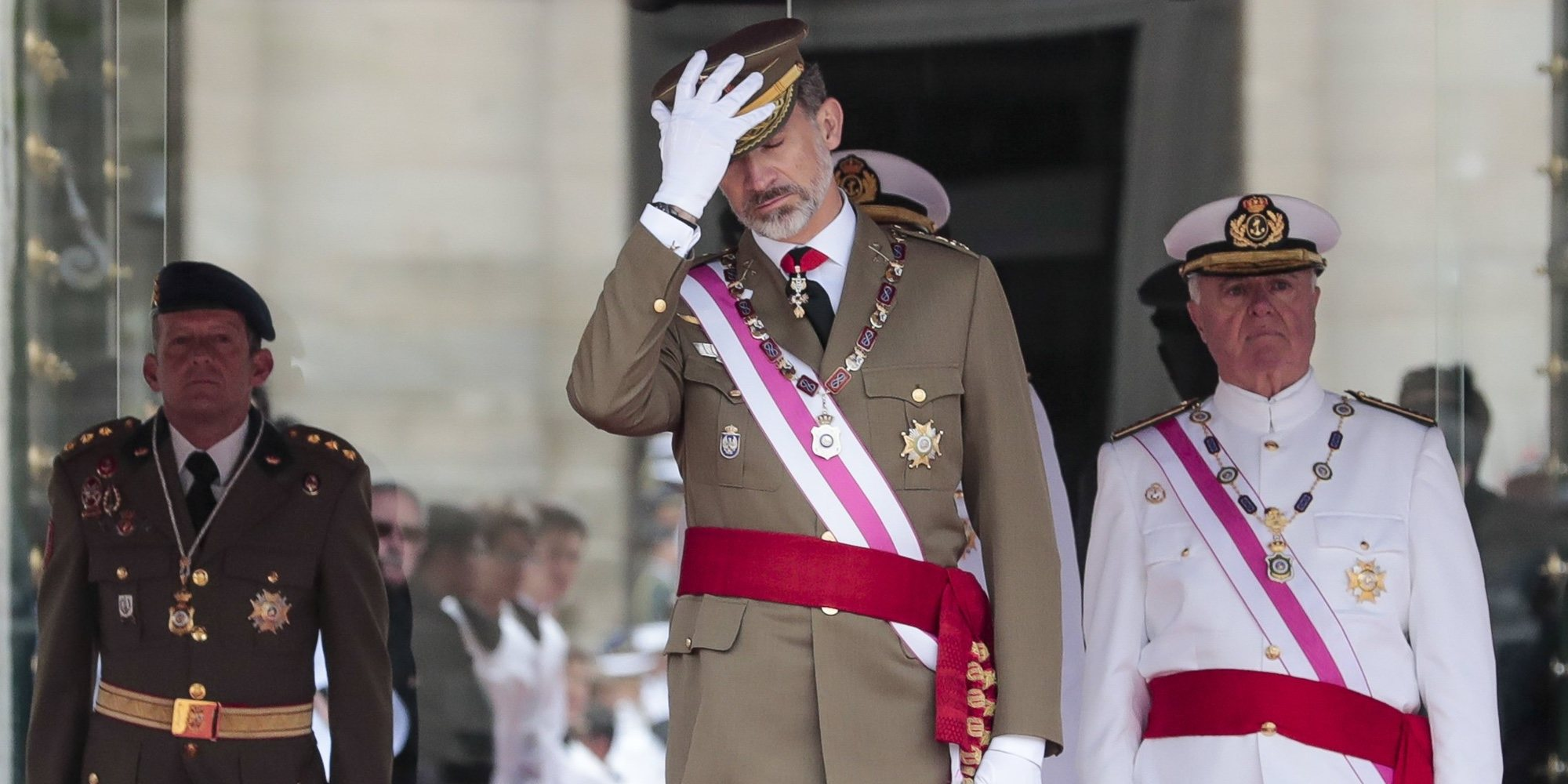 """El Rey Felipe lo está pasando mal por la sentencia de Iñaki Urdangarin: """"Es otra víctima como Jefe de la Familia Real"""""""