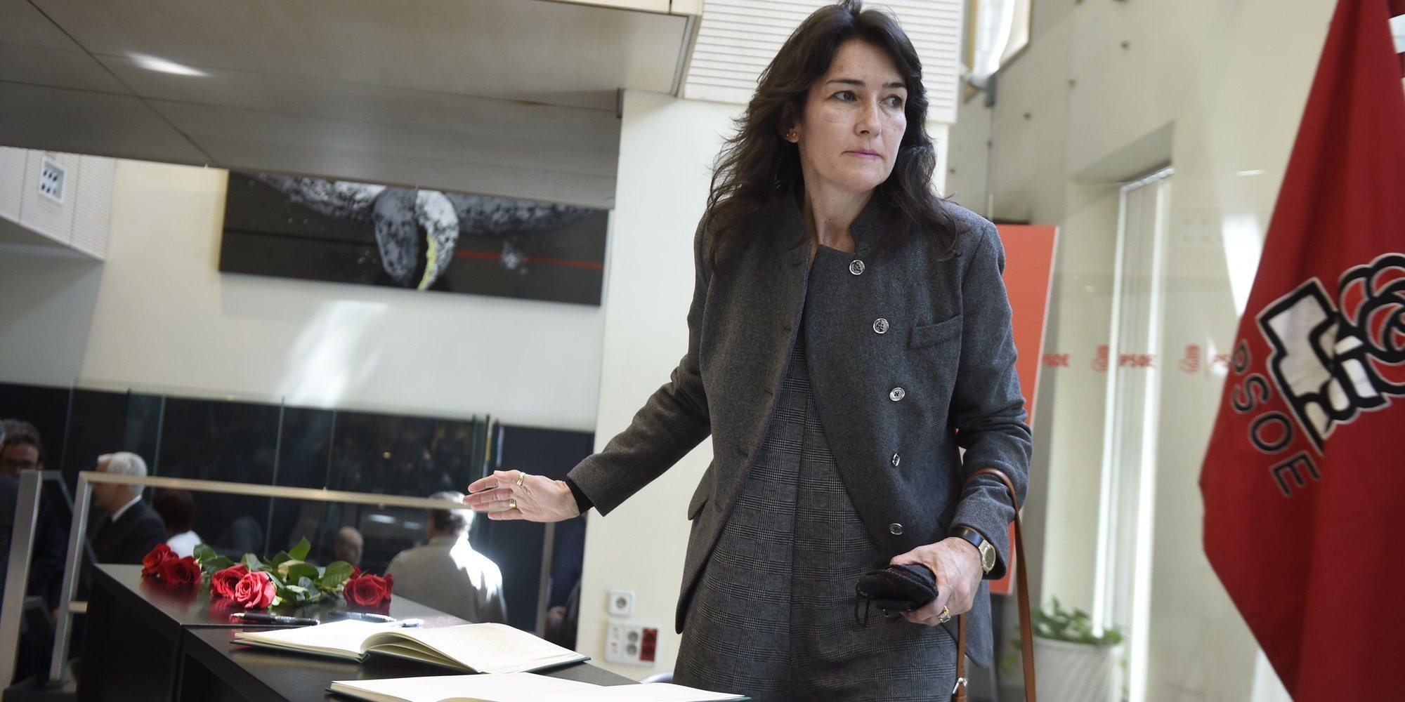 "La exministra de Cultura Ángeles González Sinde defiende a Màxim Huerta: ""No somos delincuentes"""