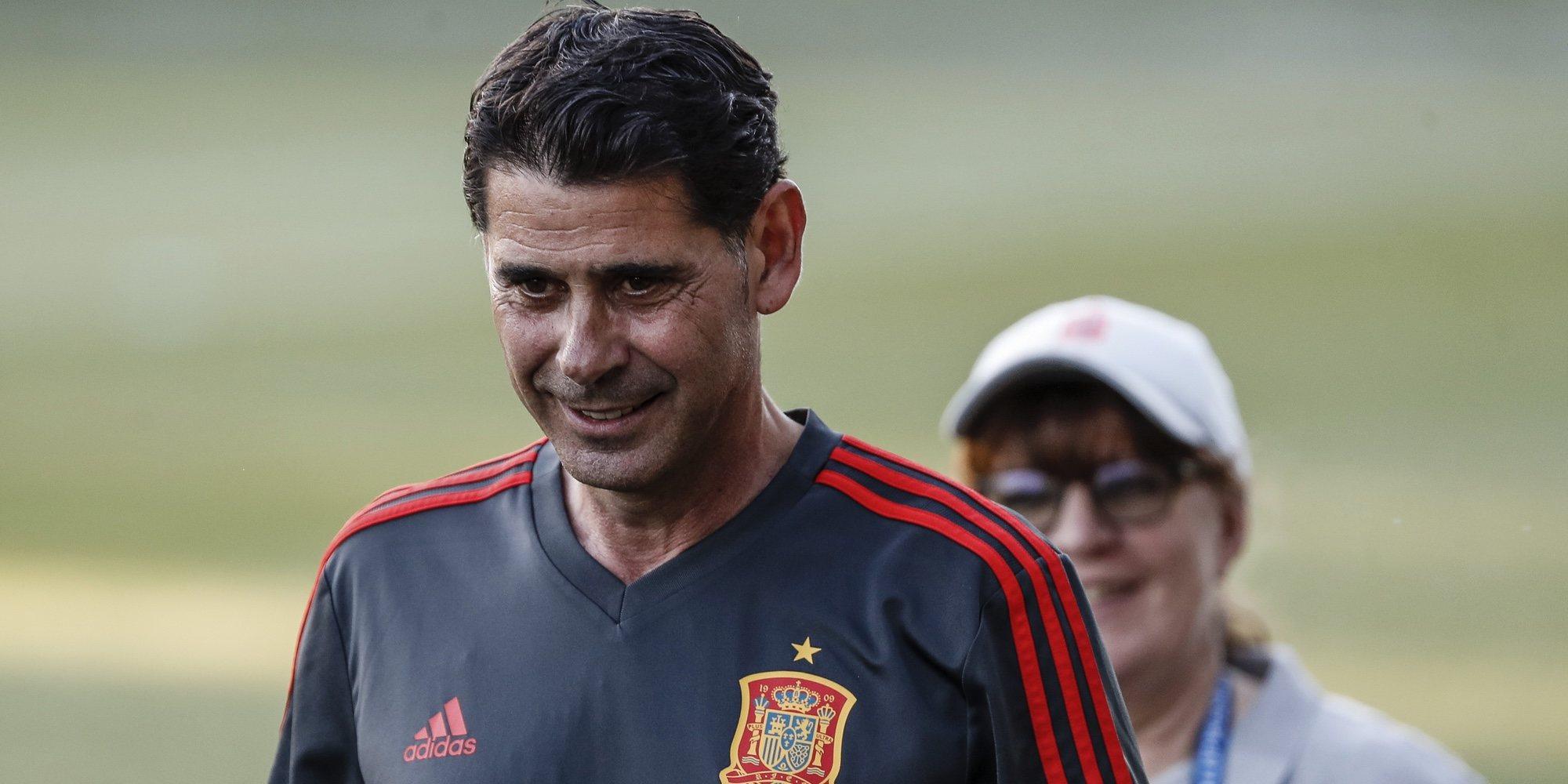 Fernando Hierro: así ha sido la trayectoria del Seleccionador Español de rebote