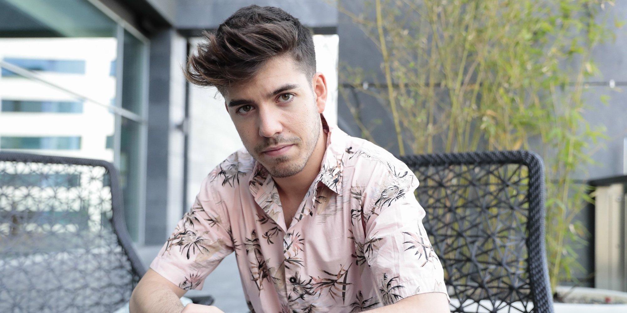 entrevista roi mendez ot 2017 por una vez mas sapoconcho single gira