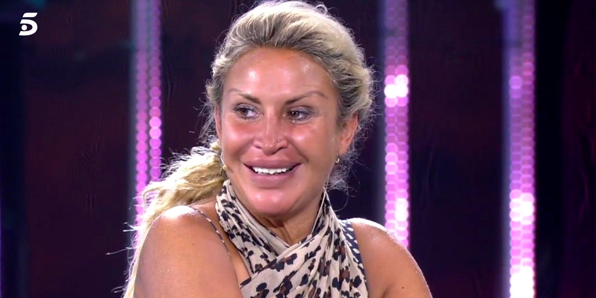 """Raquel Mosquera, tercera finalista de 'Supervivientes 2018': """"Me han hecho sentir torpe en muchas ocasiones"""""""