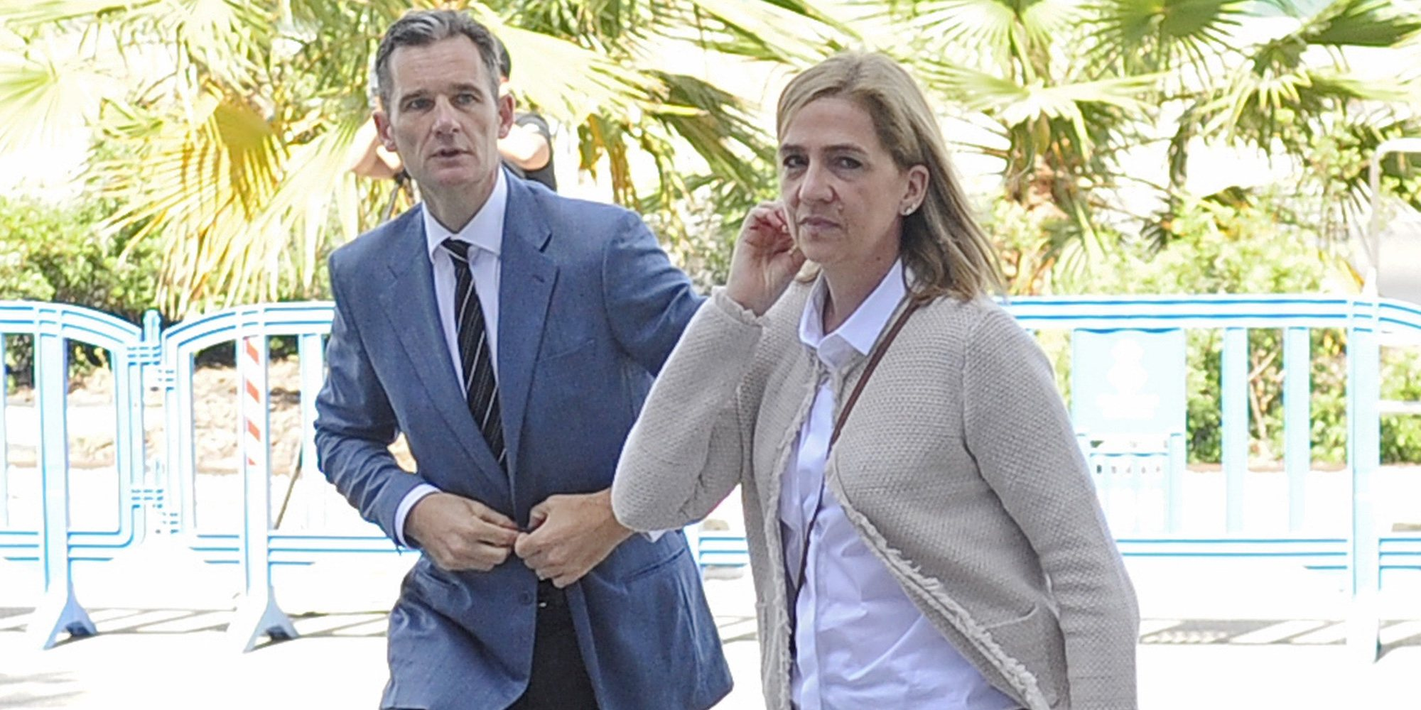 Las dudas y tensión de Iñaki Urdangarin y los consejos que la Infanta Cristina no quiere escuchar