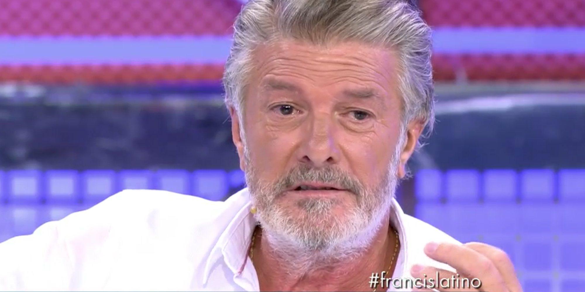 """Francisco, al ver los vídeos de su hermano Juan Ramón en 'Sálvame': """"Me da vergüenza ajena"""""""