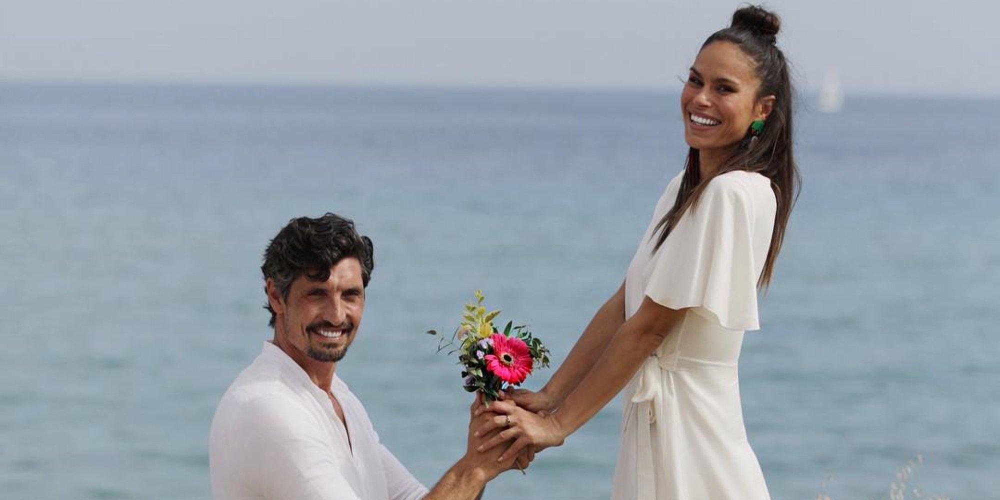 Mireia Canalda y Felipe López se han casado