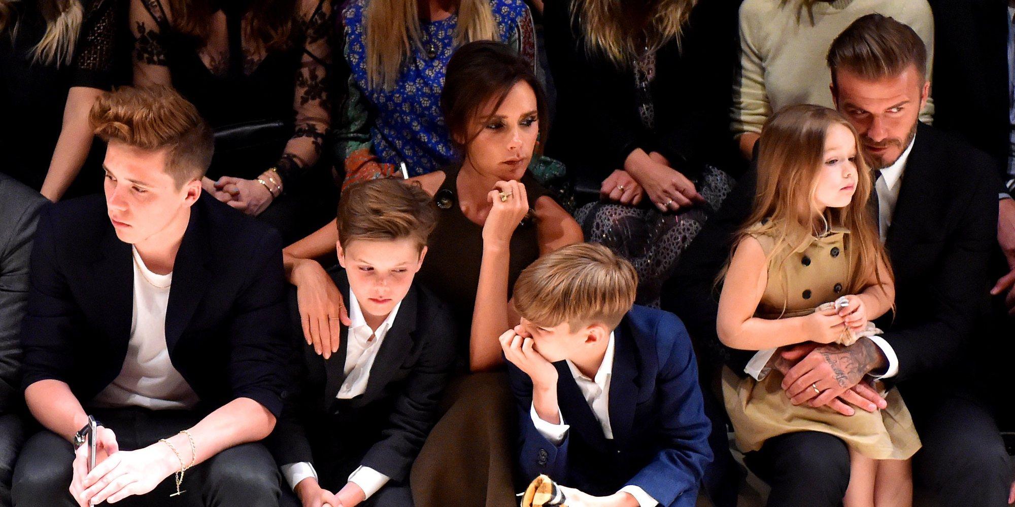 """Victoria Beckham desmiente rumores de divorcio: """"Estoy intentando ser la mejor mujer para David"""""""