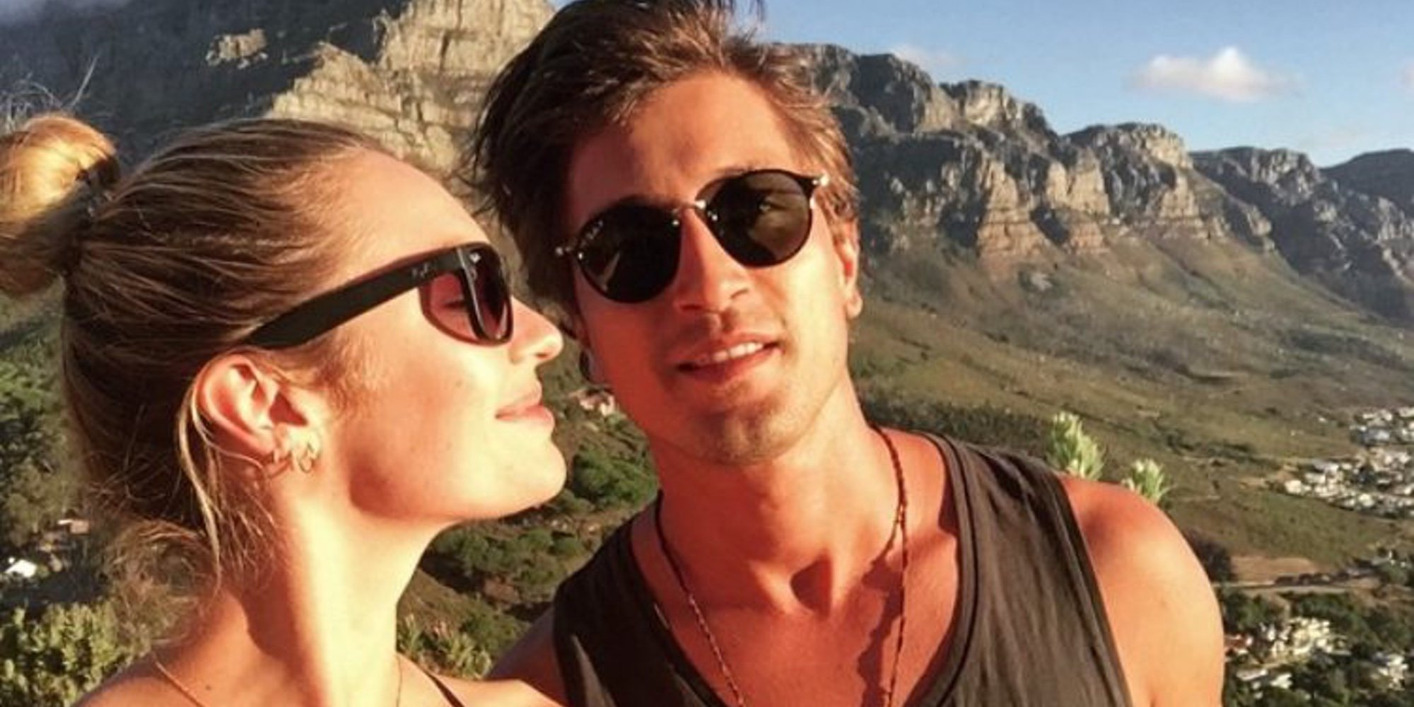 Hermann Nicoli, novio de Candice Swanepoel, revela el nombre de su segundo hijo