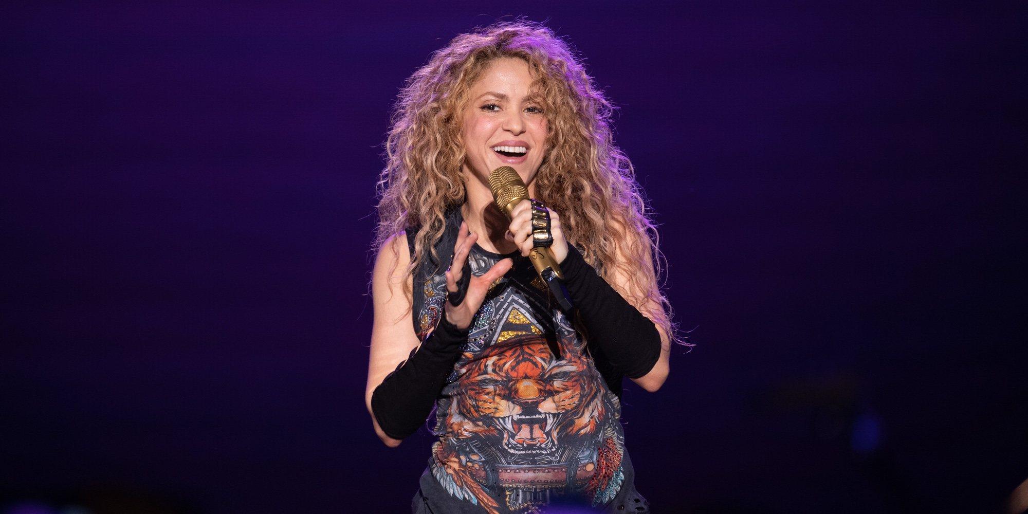 Shakira retira el símbolo 'nazi' de su gira 'El Dorado' tras la polémica generada