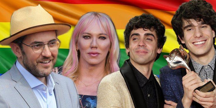 Las 12+1 personas homosexuales, bisexuales y transexuales más influyentes de España
