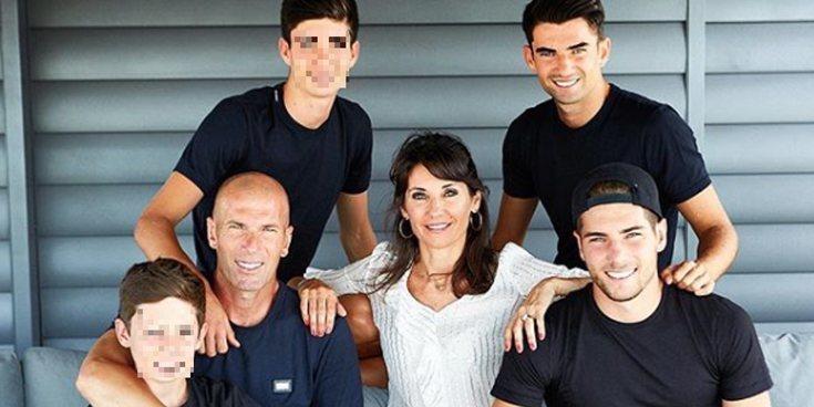 Los hijos de Zidane, Simeone y otros futbolistas que han seguido los pasos de sus padres