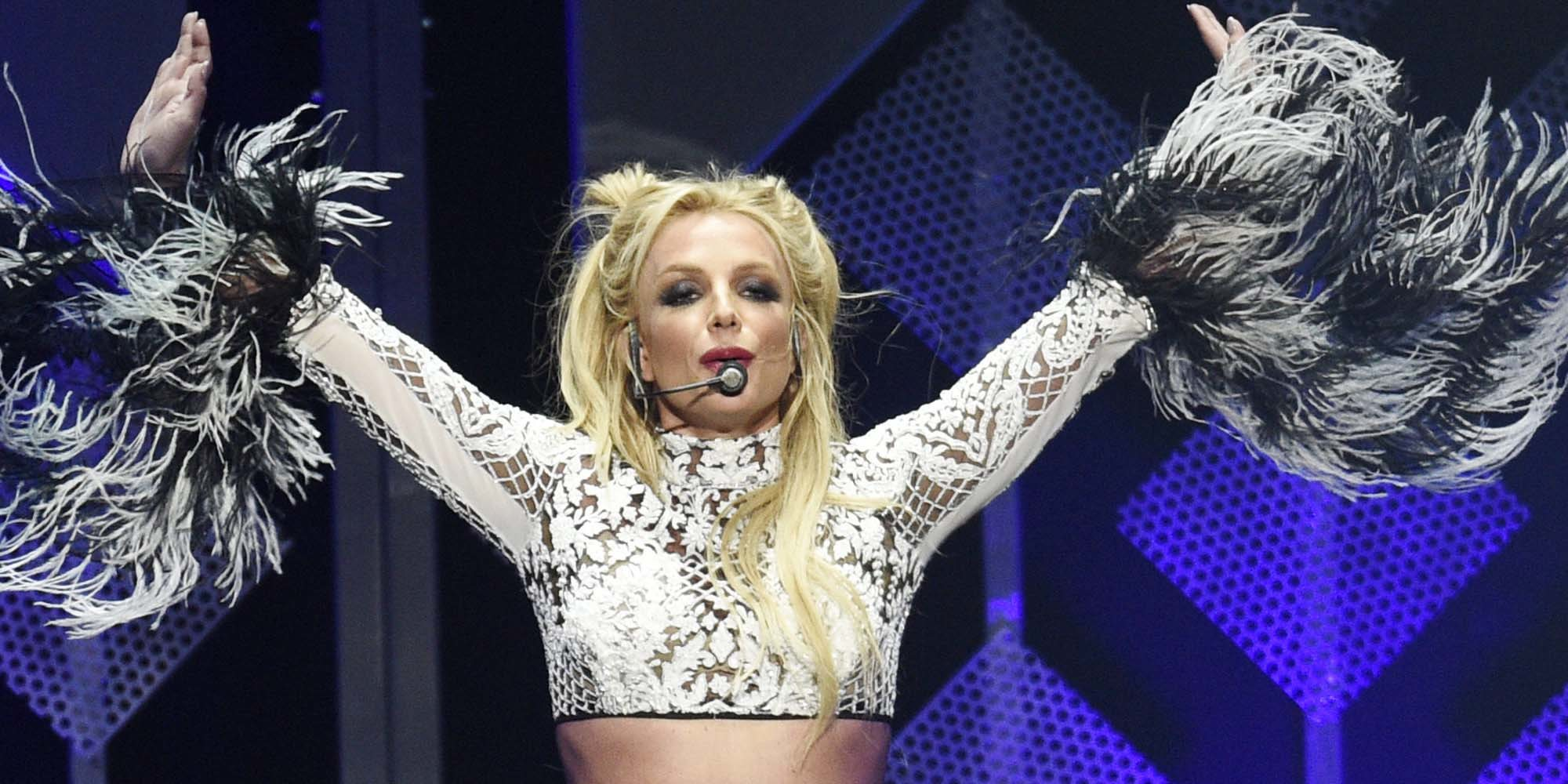 Britney Spears unirá fuerzas con Pitbull y Marc Anthony en un nuevo single