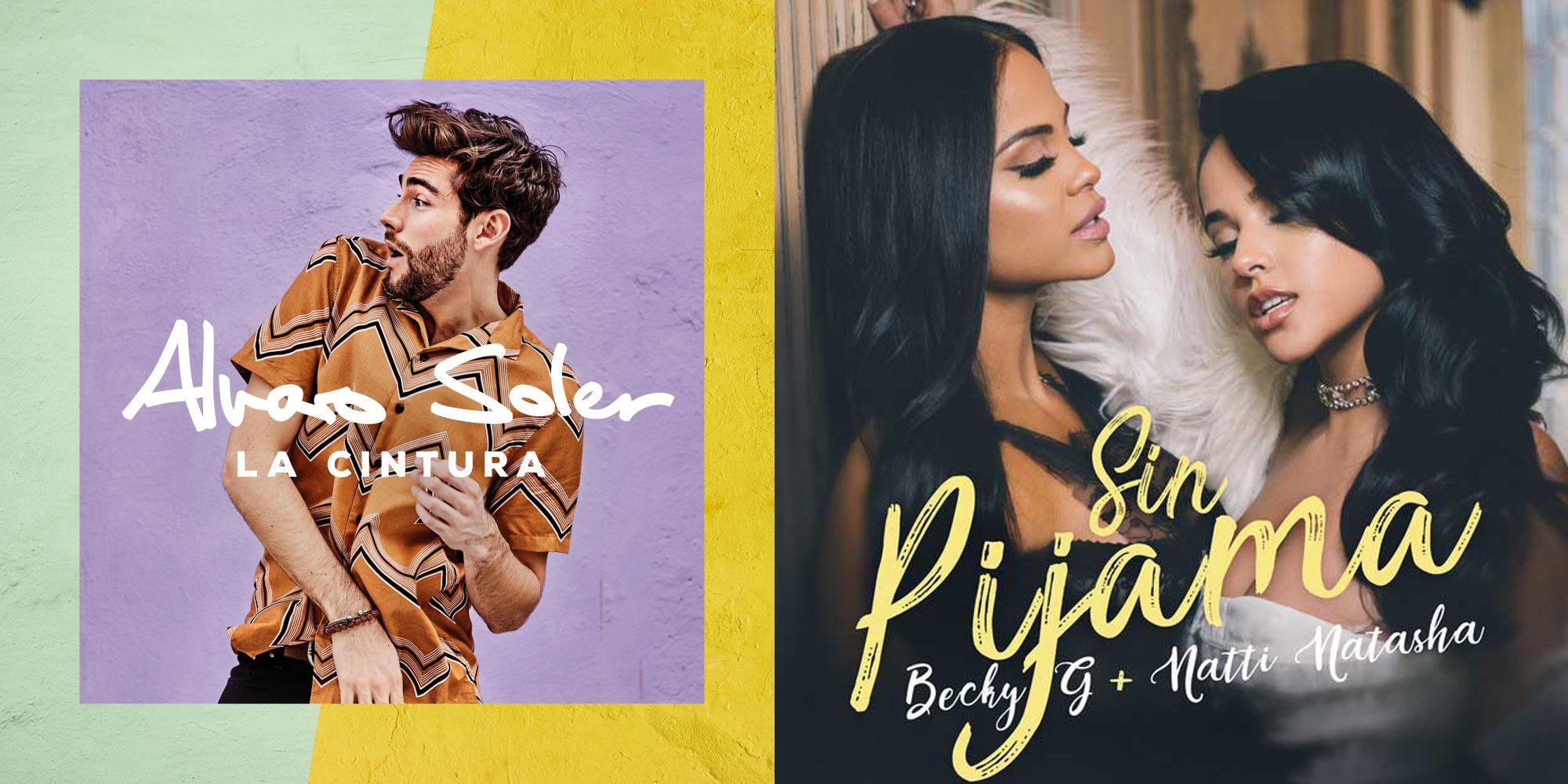 De 'La cintura' a 'Sin pijama': Las ocho candidatas a canción del verano 2018