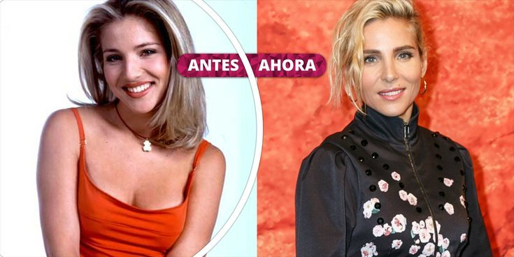 Así Ha Cambiado Elsa Pataky De Al Salir De Clase A Celebrity Internacional Bekia Actualidad