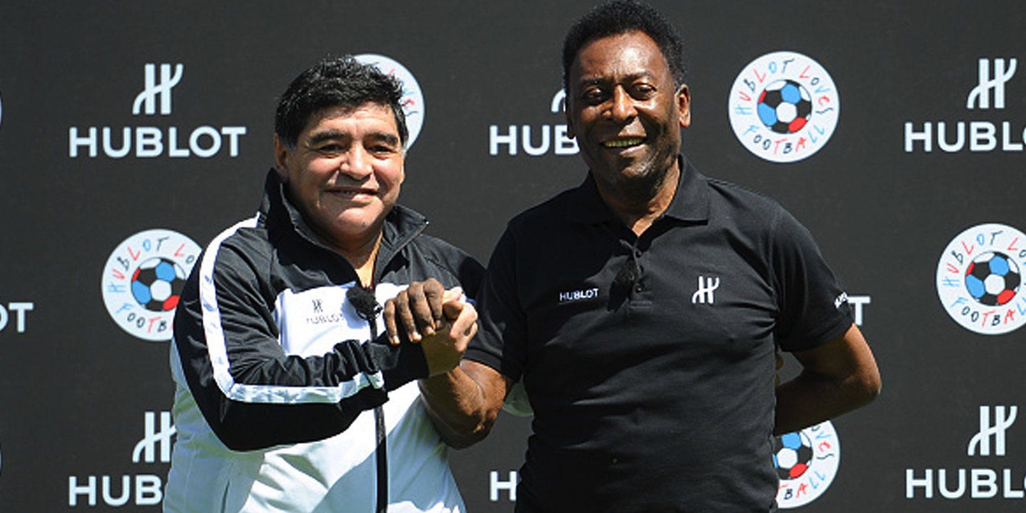Enemigos Íntimos: Maradona y Pelé, la histórica rivalidad de los dos genios del fútbol