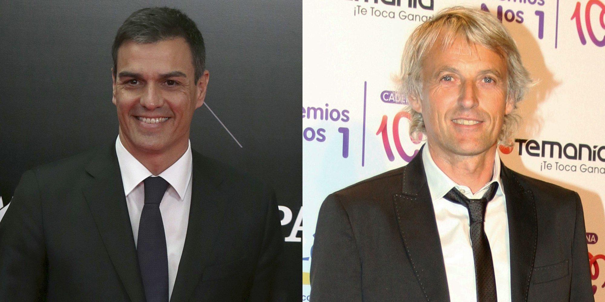 Jesús Calleja rechazó ser Ministro de Cultura y Deporte del Gobierno de Pedro Sánchez