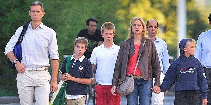 La agridulce graduación de Pablo Urdangarin por la ausencia de su padre, Iñaki Urdangarin