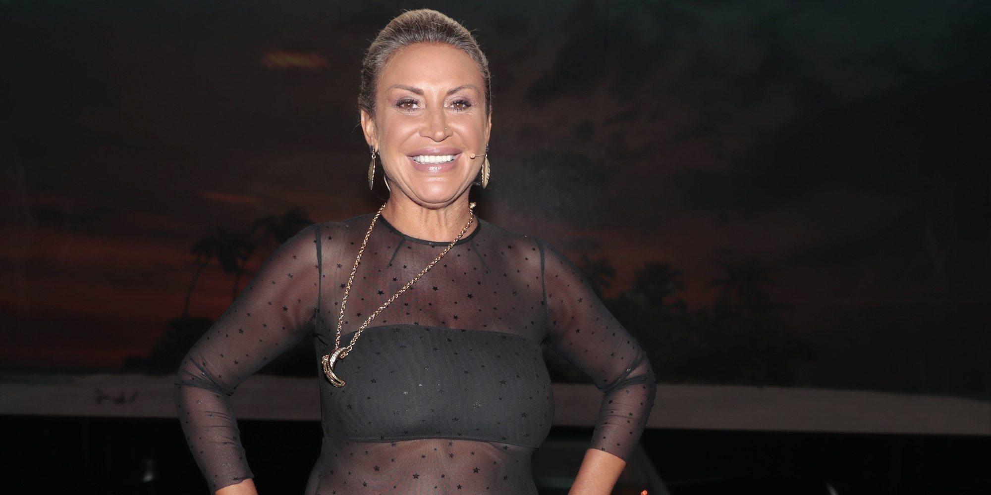 """Raquel Mosquera se sincera tras su paso por 'SV18': """"La vida me ha dado la oportunidad de volver a ser feliz"""""""
