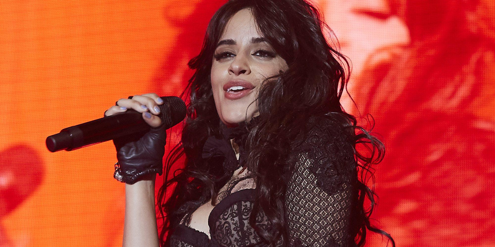 David Bisbal, invitado sorpresa del concierto de Camila Cabello en Madrid