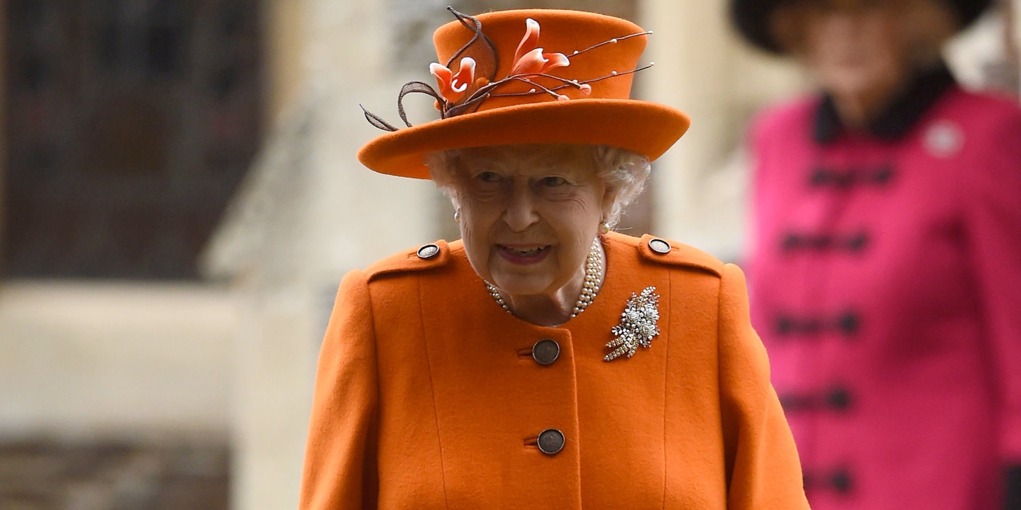 La Reina Isabel cancela su presencia en un acto oficial por enfermedad