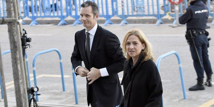 La visita secreta de la Infanta Cristina a Iñaki Urdangarin en la cárcel de Brieva