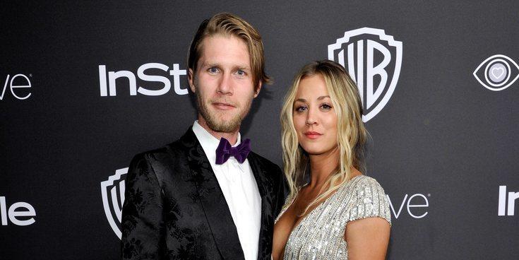 Kaley Cuoco ('The Bing Bang Theory') y Karl Cook se han casado seis meses después de haberse comprometido