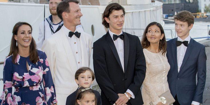 Tensión en la Familia Real de Dinamarca: un 'rifirrafe' enturbia la graduación del Príncipe Nicolás